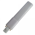 6w LED G23 pl lamp (6500K)
