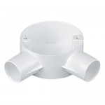 20mm PVC conduit accessories - Angle box