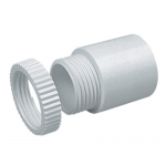 20mm PVC conduit accessories - Male adaptor