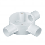 20mm PVC conduit accessories - Tee box