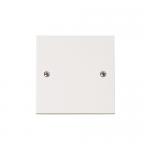 Polar 1 gang blank plate