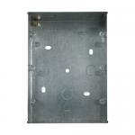 Minigrid 3 tier galv back box