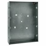 Gridpro 24 gang galv back box