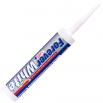 Forever white silicone sealer