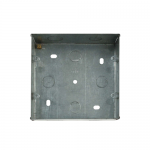 Minidrid 2 tier galv back box