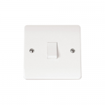 Mode 20A double pole switch