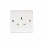 Mode 1 gang un-switched socket