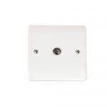 Mode single coax outlet