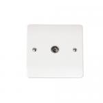 Mode single coax outlet