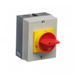 32A 4 pole rotary isolator