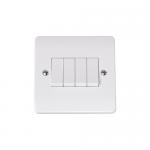 Mode 4 gang 2 way light switch