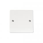 Mode 1 gang blank plate