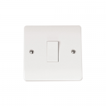 Mode 1 gang 2 way light switch