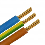 1.5mm²  singles cable - Brown