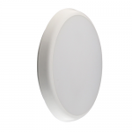 12w LED Deco round bulkhead light with microwave sensor
