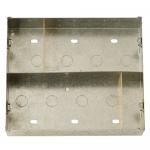 New Media 16 module galv back box
