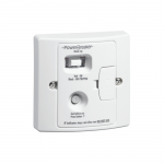 30mA RCD fused connection unit