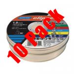 115mm multi material cutting disc (10)