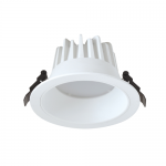 10w LED recessed downlight 3000K
