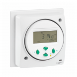 7 day electronic timer for socket box