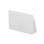 100x50mm trunking end cap