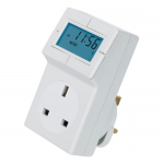 24 hour plug in thermostat timer